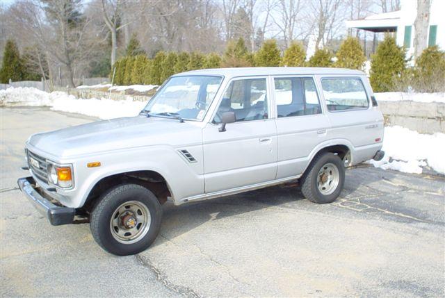 Toyota fj60 te koop