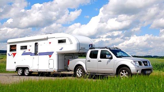 rijbewijs met caravan