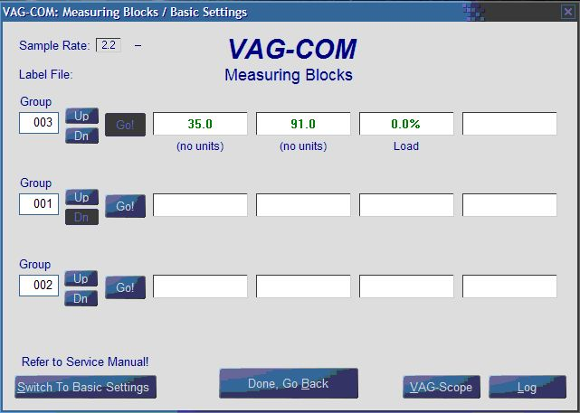 VCDS / VAG-COM: uitleg - tips - trics